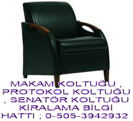 protokol koltuğu kiralamak
